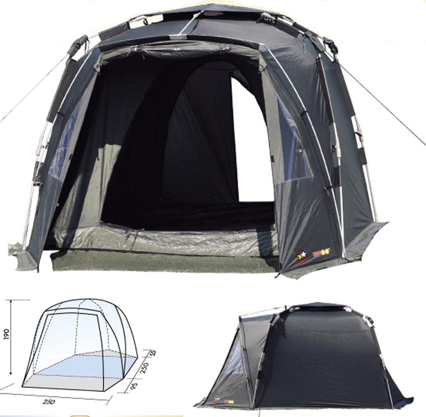 Cette Tente D Me De Quatre Places A Les Caract Ristiques Suivantes Dimensions Longueur 2