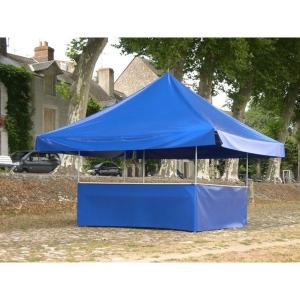 Stand Buvette 4,5m x 4,5m